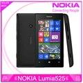 Nokia Lumia 525 abrió el Nokia 525 de Windows teléfono móvil dual core 4 '' IPS 8 GB 5.0MP envío gratis garantía un año
