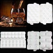 Безопасный пластиковый ледяной шар для виски куб производитель лоток Сфера Плесень вечерние кирпич круглый бар