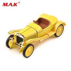 Игрушки для детей 1:43 Масштаб литья под давлением желтый hispano suiza классический коллекционные collective Модель автомобиля игрушки дешевые
