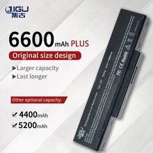 JIGU ноутбук Батарея A32-F2 A32-F3 A32-Z94 A32-Z96 S9N-0362210-CE1 для ASUS A9 F2 F3 M51 Z53 F3E F3F F3J F3U Z53T