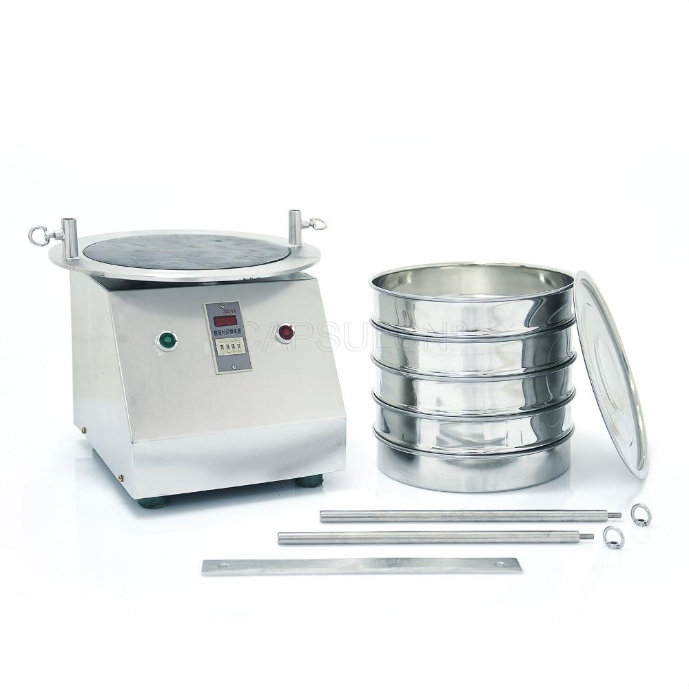 CapsulCN, SY-300 1-5 couches poudre liquide vibrant Machine à tamis, agitateur de laboratoire/Machine à tamiser la poudre/écran vibrant - 4
