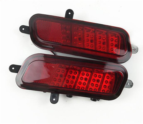 Fog lamp assembly For Great Wall HAVAL CUV H3 rear bar lights Rear fog lights Bumper lights Rear Strbe light Signal Lamp 4121200 k06n c1 great wall h3 fr combination lamp assy rh