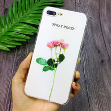 Flower Phone Cases for iPhone  6 6s Plus 7 8 X XR XS Max