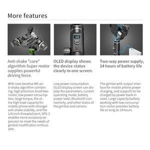 Image 3 - Feiyu SPG 2 Chống Văng 3 Trục Gimbal Cho Điện Thoại Thông Minh Iphone Xs Samsung Ổn Định Gopro 7 6 5 PK DJI osmo 2