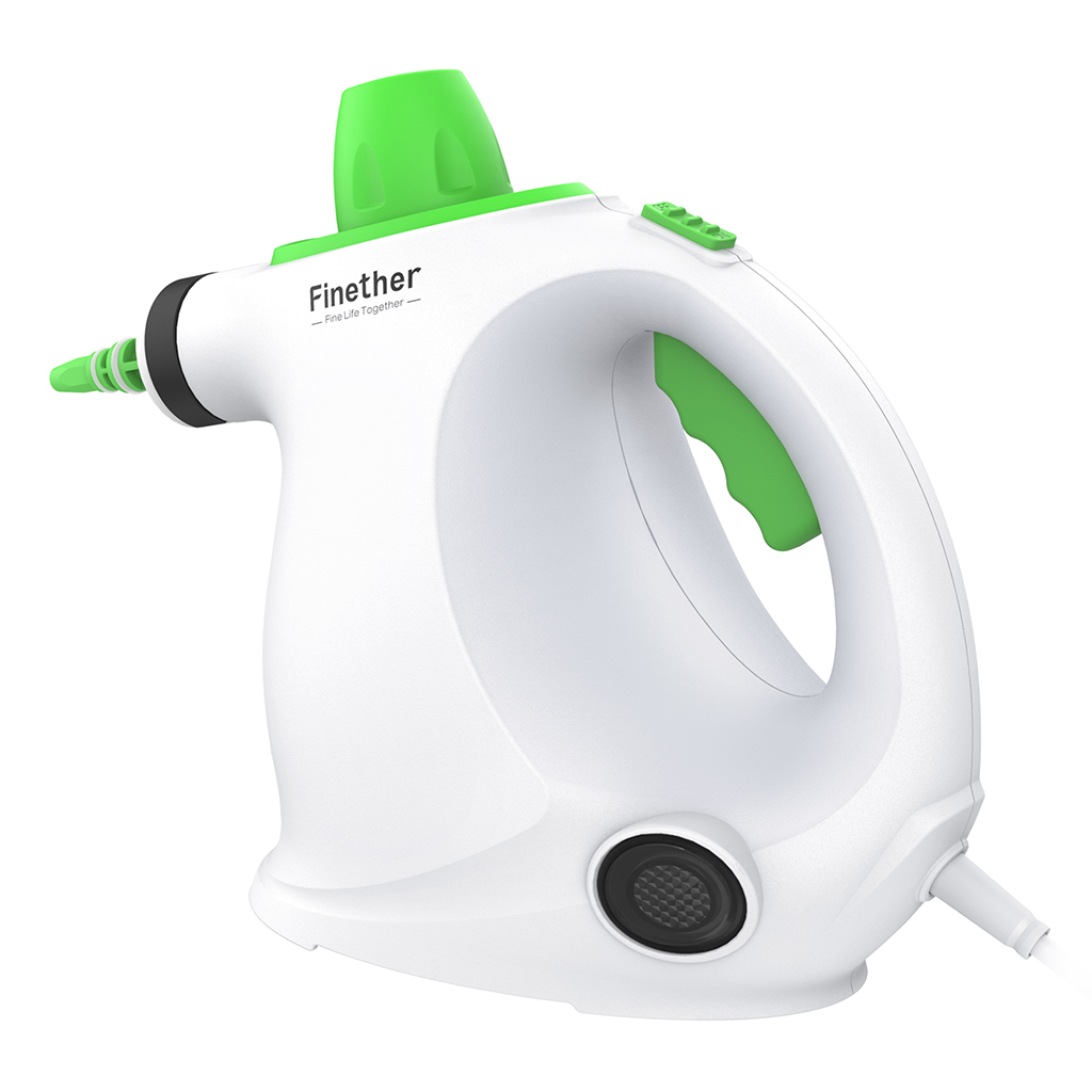 Finether Handheld Vapor Steam Cleaner Floor Mop Bathroom