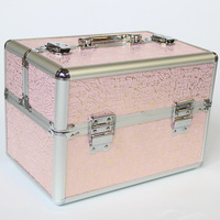 Hot Sale Jewelry Box Case Make Up Container Suitcase,Storage Box Girlfriend Gift,Jewelry Gift Boxes,Make Up Organizer Boxes