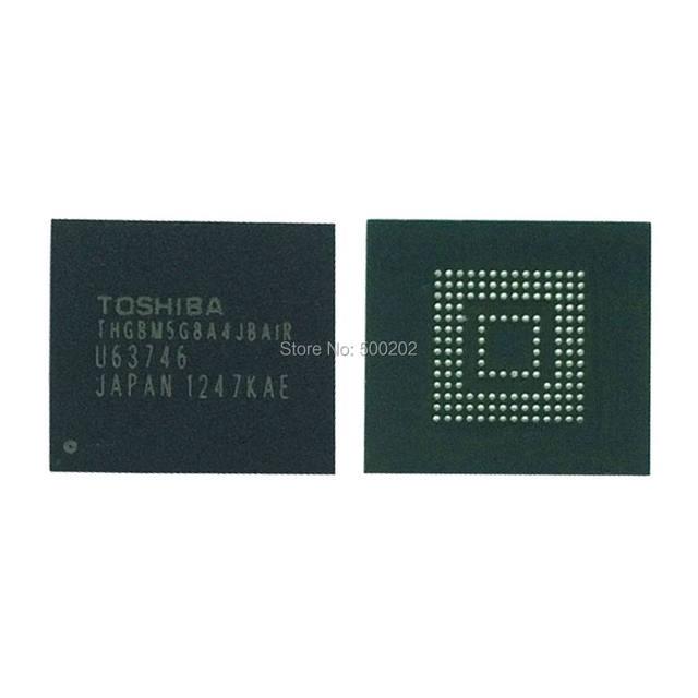 New Original Memória Flash NAND eMMC 32 GB com Firmware Programada Chip IC Para LG G3 D855 por HK Post Livre grátis
