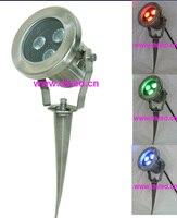 Stainless steel,IP68,good quality 9W LED RGB pool light,RGB underwater LED light,12V DC, DS 10 48 9W RGB,3X3W RGB 3in1