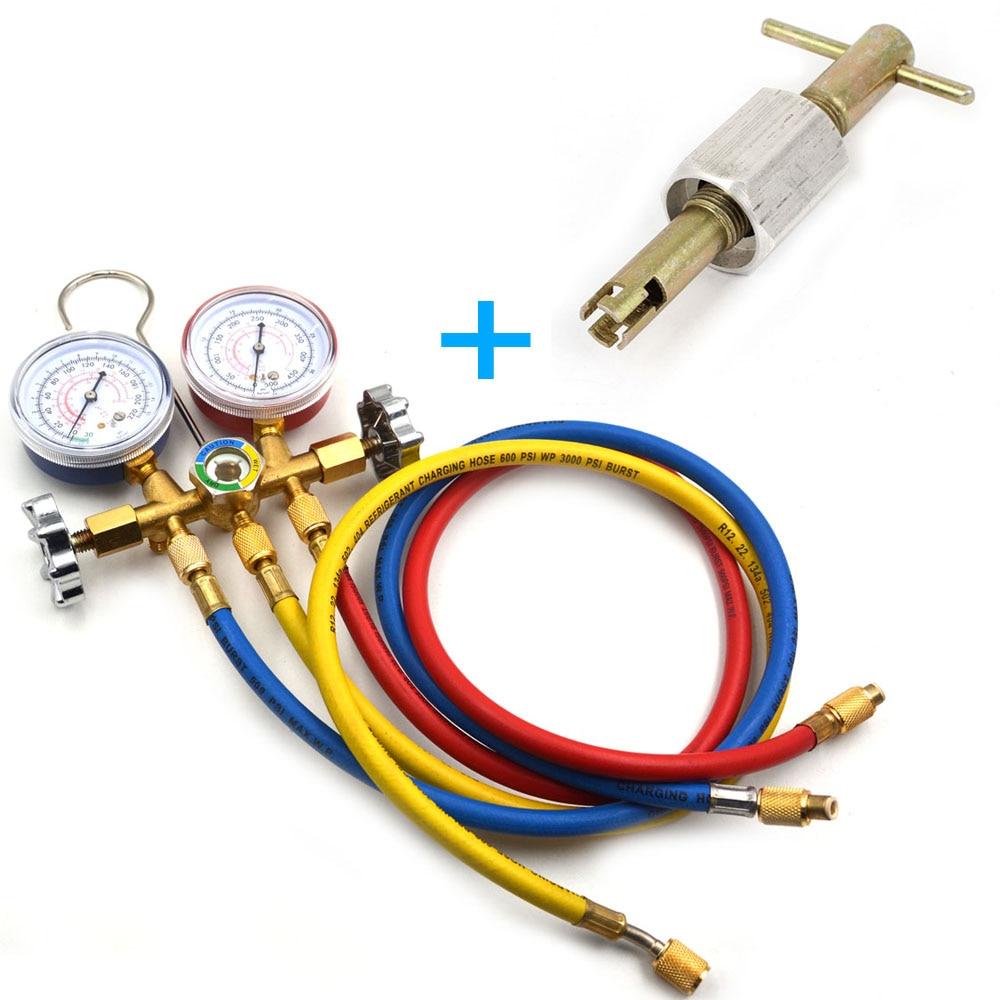Auto HNBR A C Klimaanlage O Ring Gummidichtungen Tool Kit 265PCS Sortiment