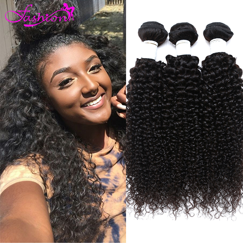 7a Mongolian Kinky Curly Hair Extensions Afro Kinky Curly Hair 4pcs