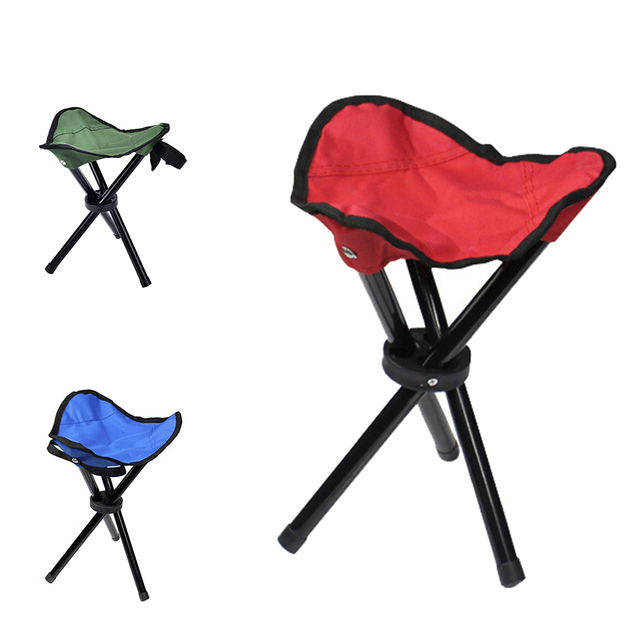 1PC Fishing Tripod Folding Chair Stool Outdoor C&ing Fold Foldable Portable Fishing Mate Fold Chair Ultralight  sc 1 st  AliExpress.com : foldable chair - Cheerinfomania.Com