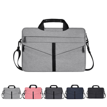 Buy Laptop Bag Men Women for Macbook Air Pro 13.3 14.1 15.4 15.6 Laptop Notebook Shoulder Handbag Briefcase Case directly from merchant!