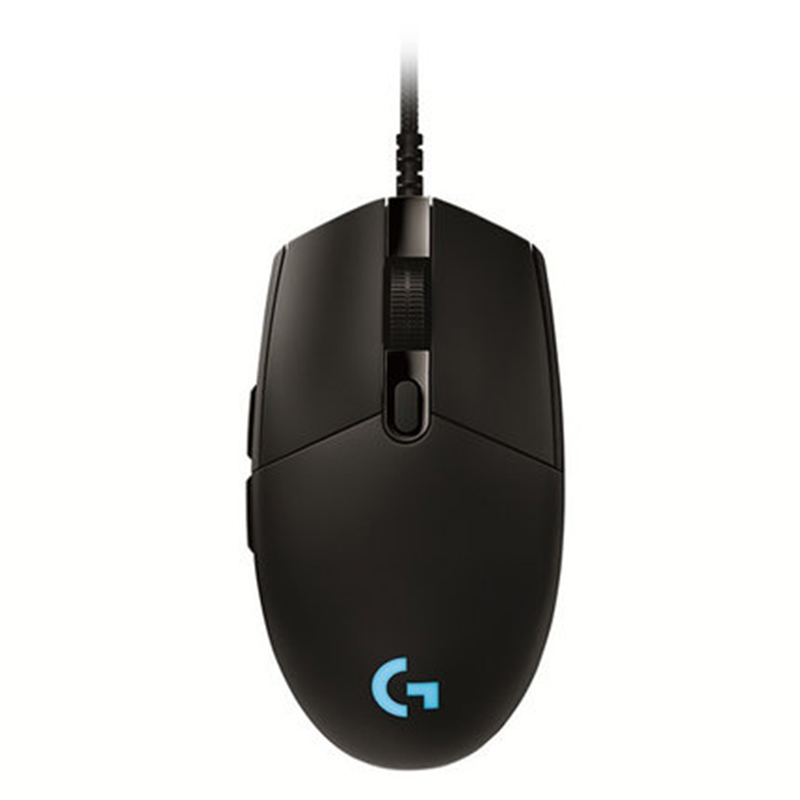 New Logitech G Pro Gaming Mouse Gamer Professional Wired Game Mice 12000dpi RGB Backlit Retail Package new boxed 100%original brand logitech g602 wireless laser mice gaming mouse with 250 hour battery life