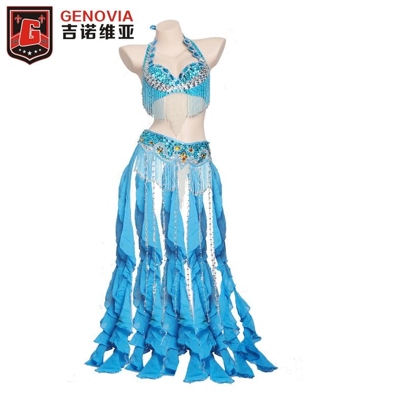 Nuevas mujeres traje de traje de danza del vientre conjunto sujetador - Novedad