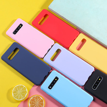 Case For Samsung Galaxy A7 2018 Cases Luxury TPU Cover For Samsung Galaxy A5 A3 A8 S10 S10E S10 S8 S9Plus J4 J6 2018 Plus Candy