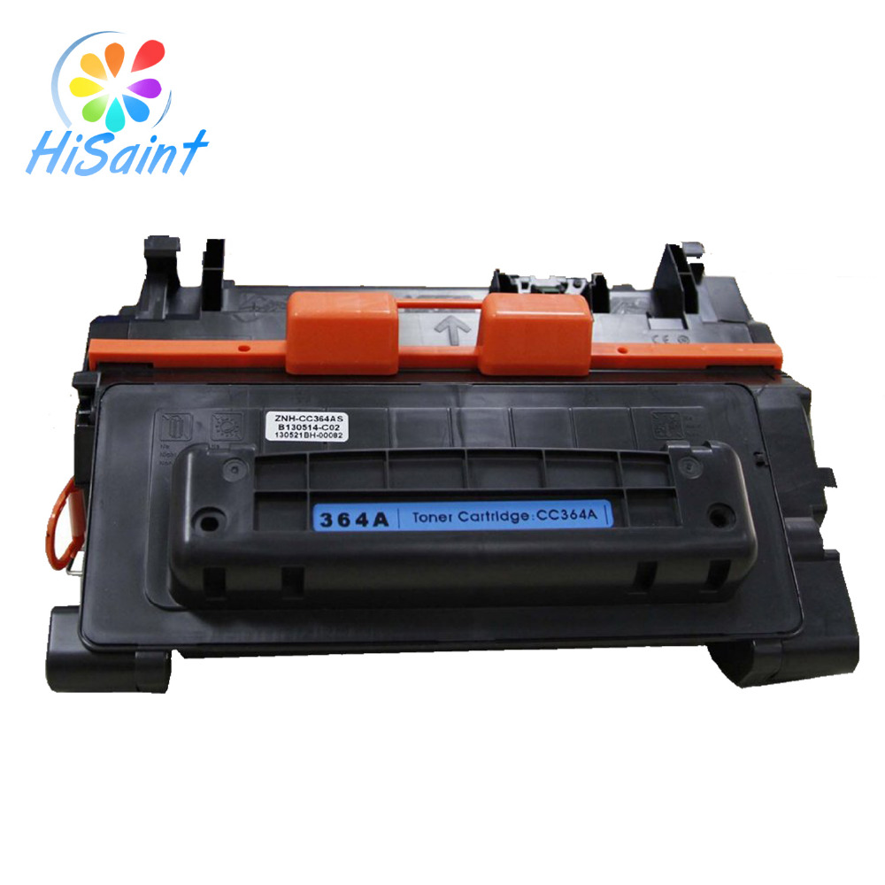 Hisaint Listing New Compatible Toner Cartridge for HP CC364A 64A-10,000 Page Yield for Laserjet P 4015n P4515 series printers 8 500 page high yield toner cartridge for dell b2360 b2360d b2360dn b3460dn b3465dn b3465dnf laser printer compatible 2 pack
