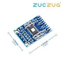 XH M562 tpa3116d2 50w + 50w duplo canal mini amplificador digital classe d amplificador 50w placa de amplificador de potência dc 12v 24v 2x50w