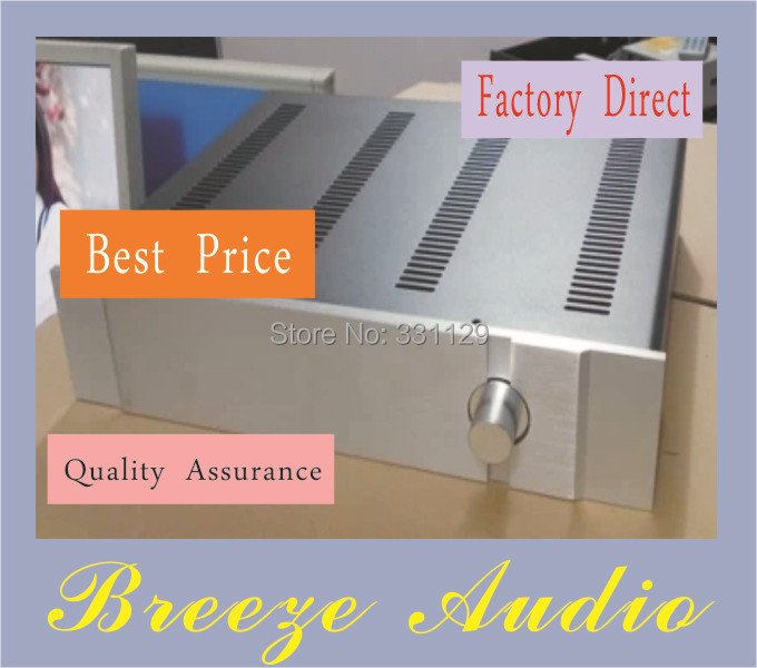 Breeze Audio-high quality standard 4309 BASS x1 preamp case(steel plate,the thickness is 1.5mm)
