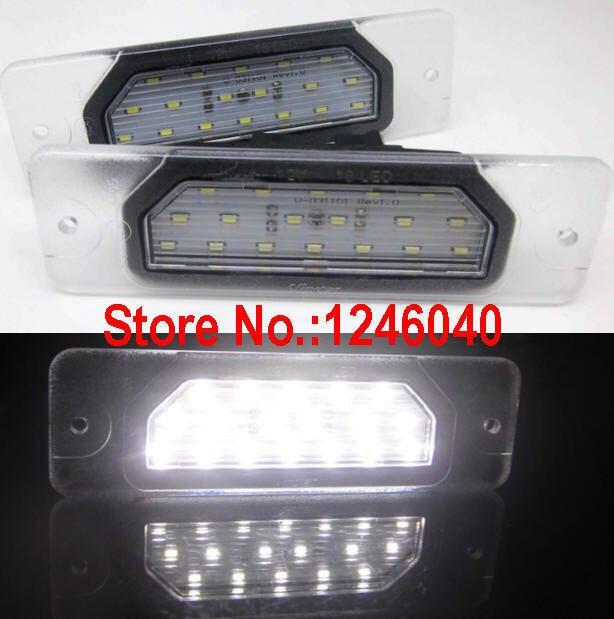 18LED kennzeichenbeleuchtung kennzeichenleuchte für Nissan CEFIRO A33 99 ~ 03 CA33 MAXIMA 00 ~ 06 Fuga 09 ~ (modus: Y51)