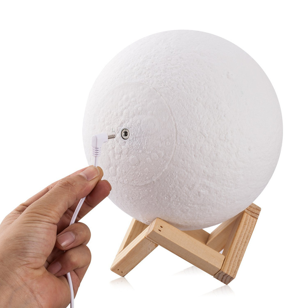HTB1vl8UmHGYBuNjy0Foq6AiBFXaY Moon Light 3D Print Moon Globe Lamp, 3D Glowing Moon Lamp With Stand, Luna Moon Lamp Night Light for Home Bedroom Decor Children