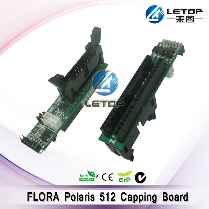 SPECTRA 512/15pl printhead connectors board for FLORA printer original spectra polaris 512 printhead high performance inkjet printhead