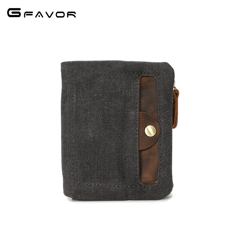 women brand wallets women fashion Canvas Wallet men Simple Casual Style short men wallet purse small clutch male wallet Top Qual