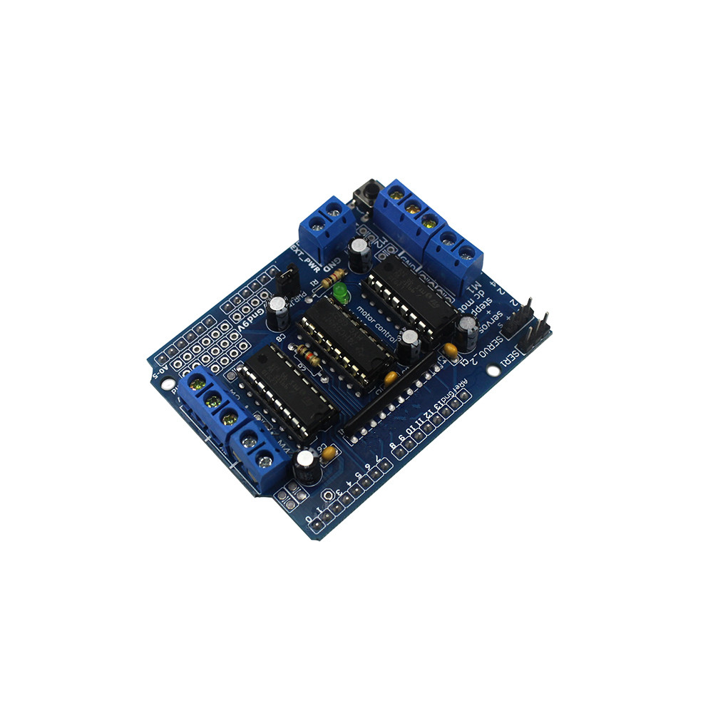 L293d motor driven expansion board l293d motor control Arduino motor control board