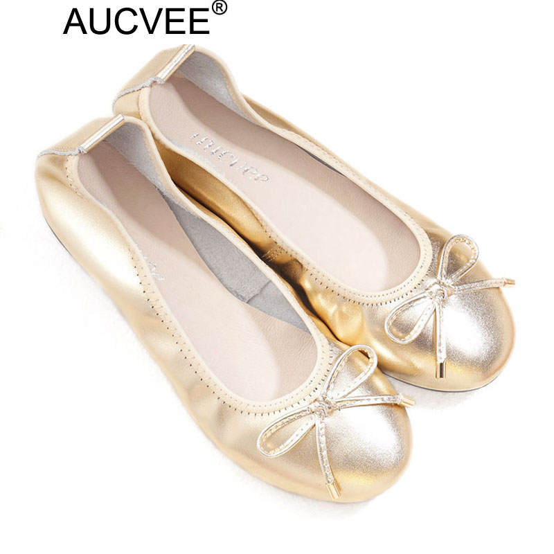 Casual Bowtie Loafers Sweet Candy Colors Women Flats Solid 2018 Summer Style Moccasin Yellow Ballet Flat Shoes Woman Size 34-43 hollow out breathable women sandals bowtie loafers sweet candy colors women flats solid summer style shoes woman st6 29