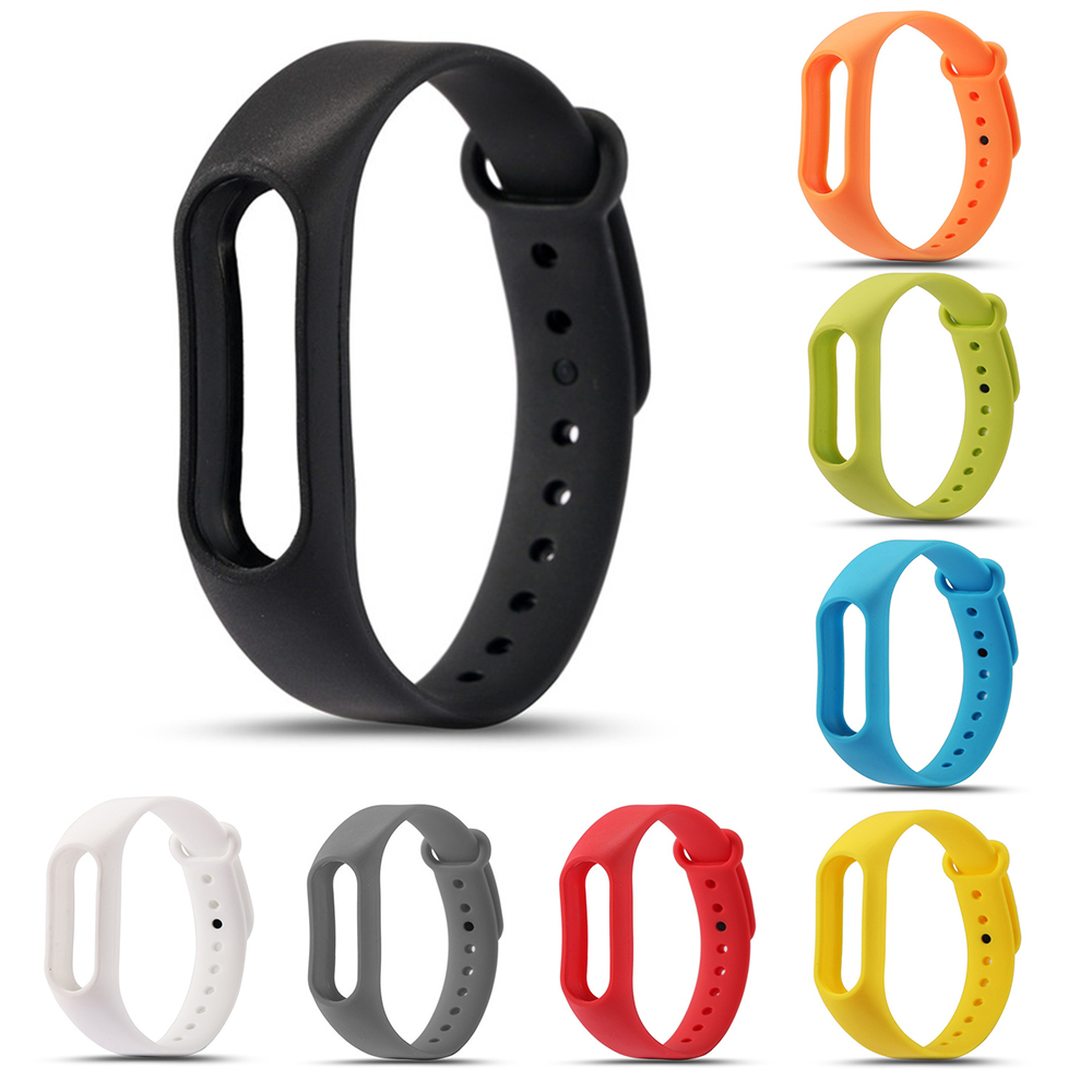Colorful-silicone-wris-millet-belt-2-colorful-strap-bracelet-replacement-smart-for-my-band-2-silicone