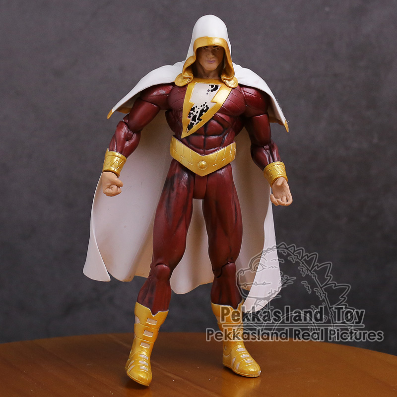 DC Comics Shazam Black Adam PVC Action Figure Collection Toy