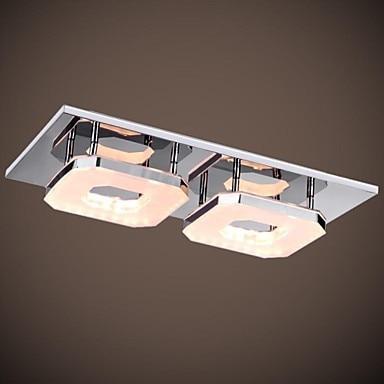 Acrylic Flush Mount Modern LED Ceiling Lamp Lights For Living room Light Home Lighting Luninaria LamparasDe Techo