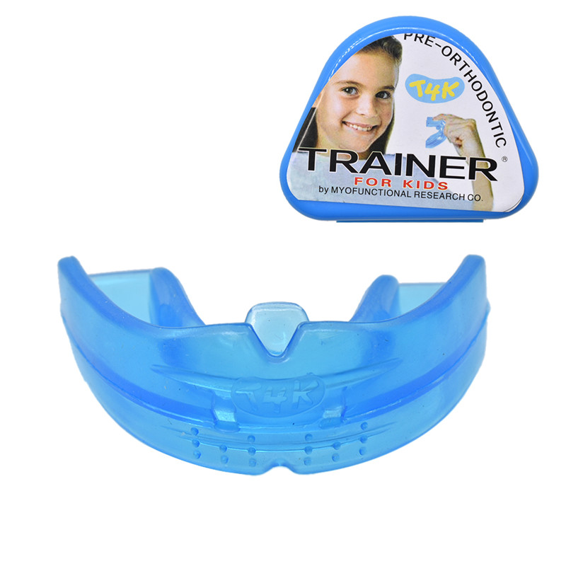 Upgraded Version T4K Children Dental Tooth Orthodontic Appliance Trainer Kids Alignment Braces Mouthpieces For Teeth Straight