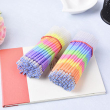 10pc / New Five Color Combinations Creative Desktop Invisible Ink Pen Highlighter Core Flash