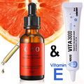 C20 OST Original Pure Vitamin Serum 30ml + Vita Capsule Vitamin E cream 30ml