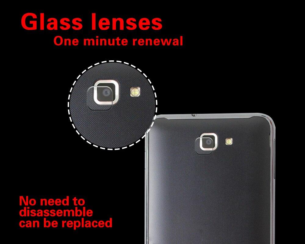 HD Rear Camera Lens Tempered Glass Film For Samsung GALAXY NOTE I9220 n7000 GT-N7000 GT-I9220 Camera Protector Guard Film