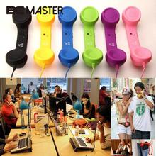 BCMaster For POP Mic Cell Phone Handset Fancy Gift for All Kinds Mobile Phones Tablet PC