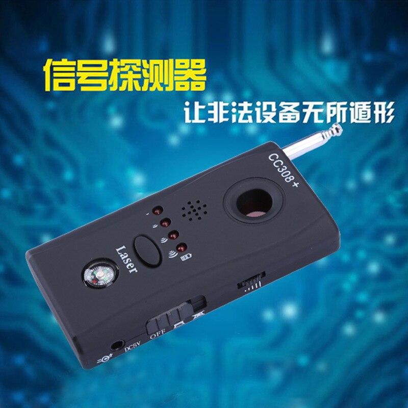 Détecteur de Signal sans fil outil détecteur Anti-fuite détecteur GPS Tracker moniteur détecteur caméra détecteur Kit