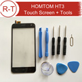 Homtom HT3 Touch Screen 100% Original New Phone Touch Panel For Homtom HT3 Digitizer glass For 5.0 Phone +Tools+Free Shipping