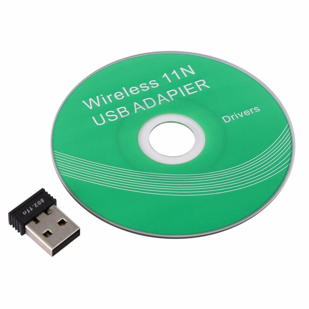 2016 Мини-ПК WiFi адаптер 150 м USB Wi-Fi Телевизионные антенны Беспроводной компьютер сетевой карты 802.11n/g/b LAN + телевизионные антенны Wi-Fi адаптеры ...