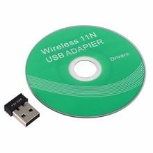 2016 Mini PC wifi adapter 150M USB WiFi antenna Wireless Computer Network Card 802.11n/g/b LAN+Antenna wi-fi adapters