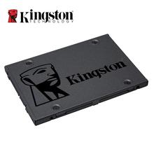 Kingston SATA III SSD 240 GB 120GB A400 wewnętrzny dysk SSD 2 5 cala dysk twardy SSD 480GB dysk twardy 960GB Notebook PC tanie tanio SATAIII CN (pochodzenie) up to 550MB s Read 450MB s Write 2 5 Pulpit Laptop SA400S37 120GB 240GB 480GB 0 195W Idle 0 279W Avg 0 642W (MAX) Read 1 535W (MAX) Write