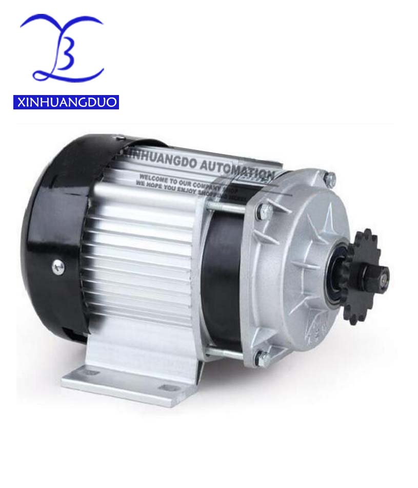 Dc Motor 500w Dc 48v 60v Brushless Motor,bm1418zxf,electric Bicycle E-tricycle Mtb Ebike Motorcycle Electric Kit Motorcycle Motor Home Improvement