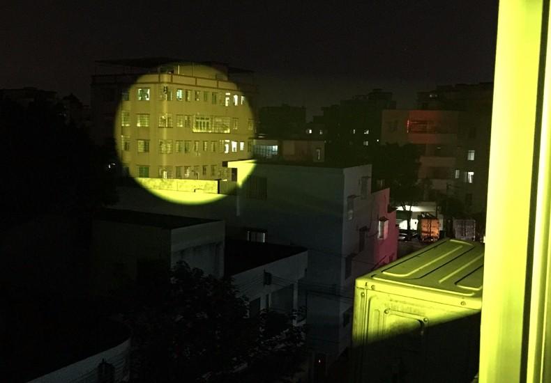 effect following spot light5