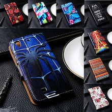 Flip PU Leather Phone Cover For Huawei Honor Mate 3X 4X 3C 4C 6 6 Plus
