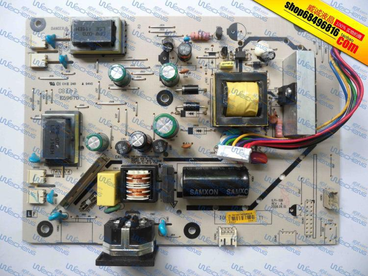 Free Shipping> V173 power supply board ILPI-108 491631400200R pressure plate one plate -Original 100% Tested Working free shipping sotec ls17tr 04 power board r0800 0532r0 4 0532d0248 pressure plate one plate original 100% tested working