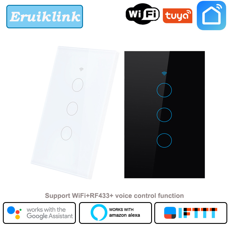 Worldwide delivery wifi smart switch tuya in Adapter Of NaBaRa