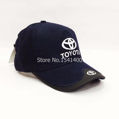 Prix pour Pour Femmes Et Hommes Toyota Moteur fans Coton Casquette de baseball Chapeau 4 couleurs casquettes
