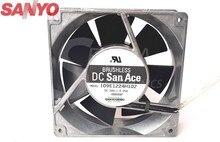 Portable Cooling Fan for ADDA AD1224UB-A71GL 12025 DC24V 0.25A 12CM Cooling Fan