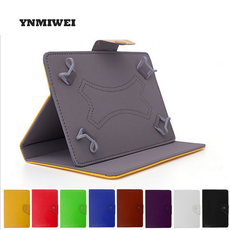 Tablet Case 10.1 Universal 10 Inches For Samsung T580 T585 Chuwi Hi10 Hi10 Pro Universal Tablet Cover + Film Gift YNMIWEI ynmiwei for miix 320 leather case full body protect cover for lenovo ideapad miix 320 10 1 tablet pc keyboard cover case film