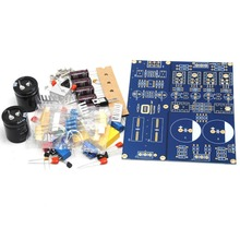 Headphone Amplifier Board Reference Lehmann Circuit Design Kit AC 15V-0-15V папка petek
